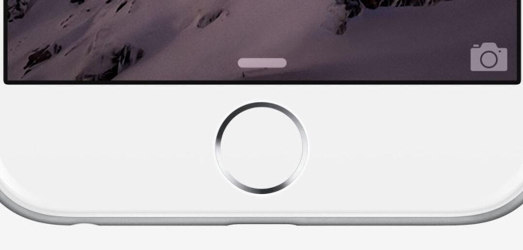 źle działający przycisk Home iPhone