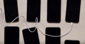 problem z ładowaniem iPhone XS