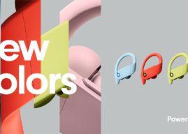 Słuchawki Powerbeats Pro już oficjalnie w czterech nowych kolorach