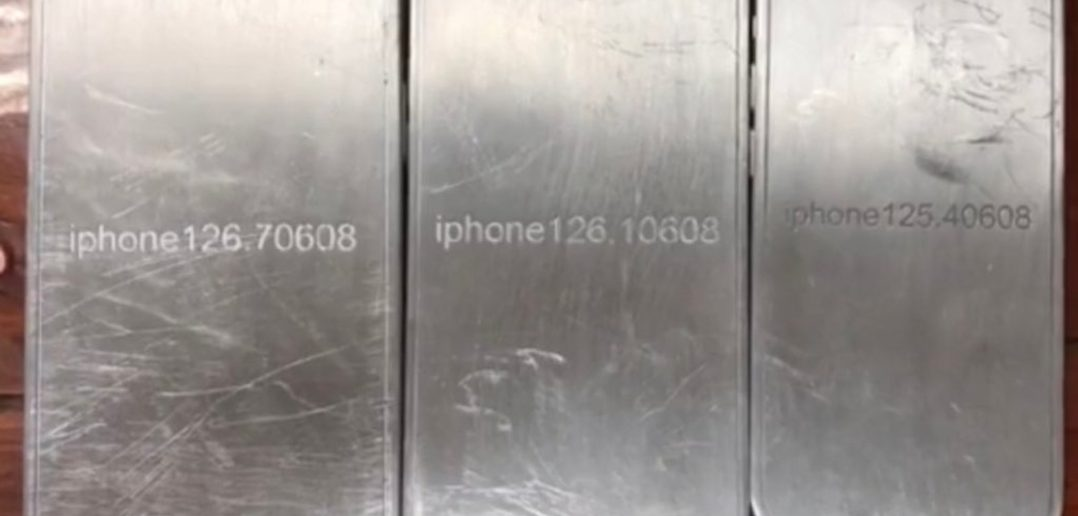 odlew iPhone 12