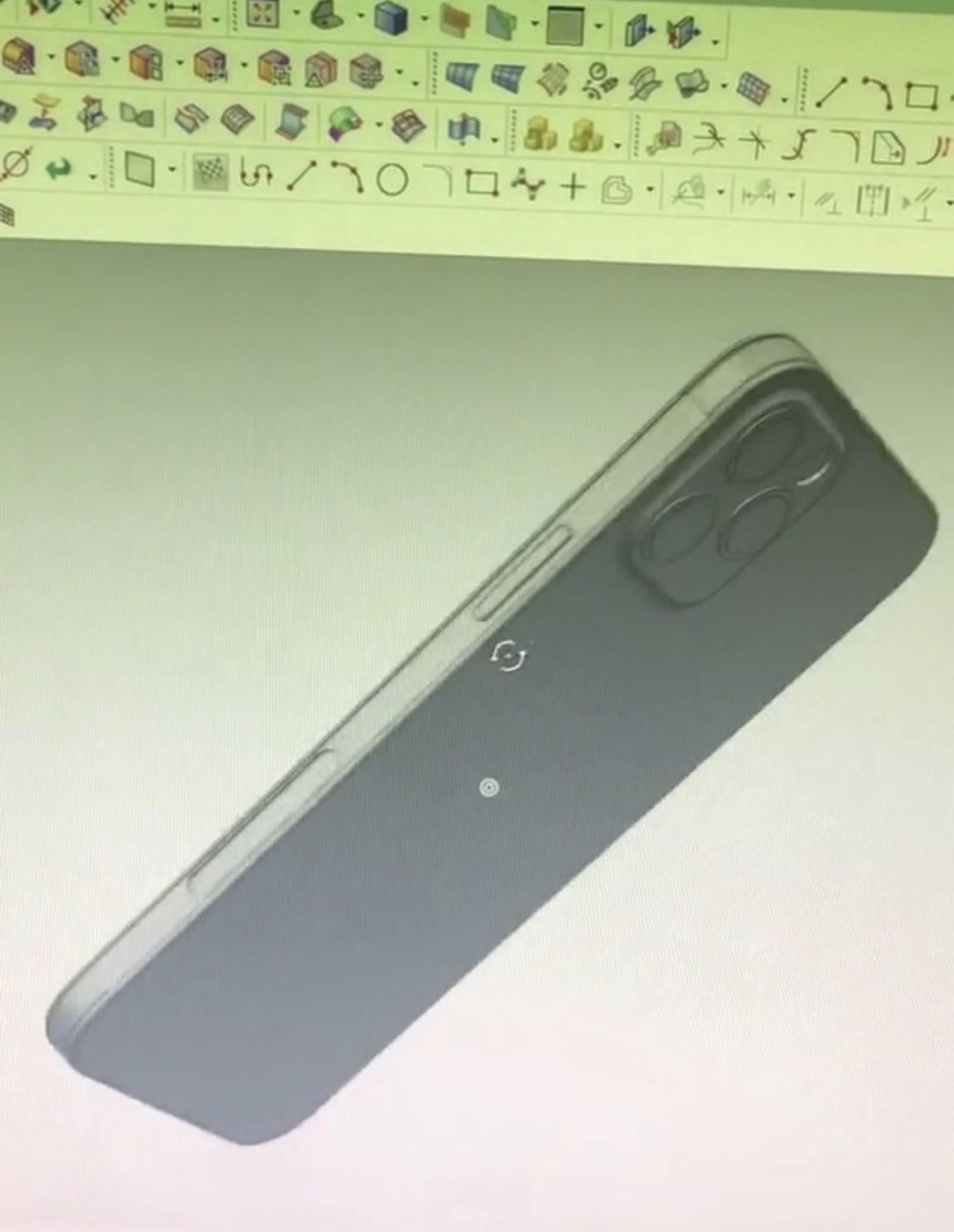 makieta iPhone 12