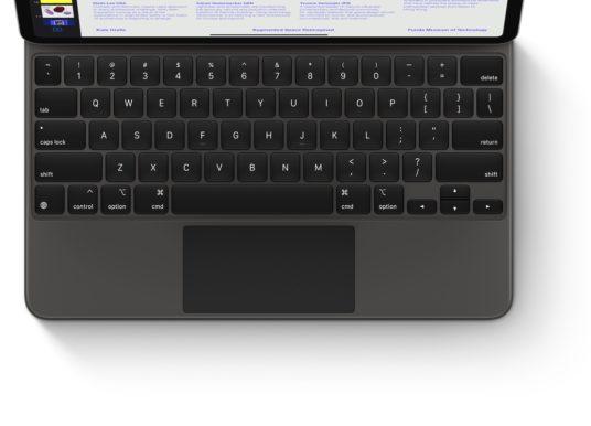 Apple pracuje nad skrótami w iPadOS do zmiany jasności klawiatury iPada