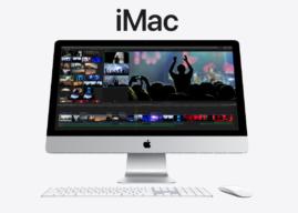 Apple przedstawia nowy, 27-calowy iMac z procesorami dziesiątej generacji