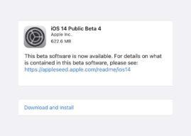 Apple udostępnia trzecią publiczną wersję beta iOS 14 i iPadOS 14