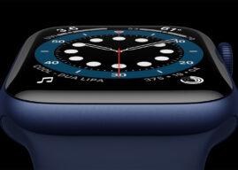 Bloomberg: Apple Watch Series 7 z cieńszą ramką ekranu i szybszym procesorem