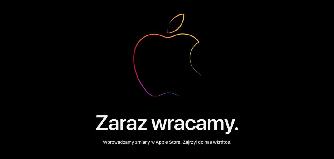 Zaraz wracamy Apple