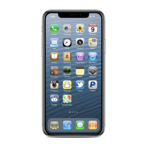 wygląd iOS 6 na iOS 14