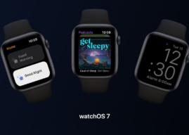 Apple udostępnia publicznie watchOS 7