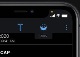 Zielone i pomarańczowe kropki w iOS 14: co one oznaczają?