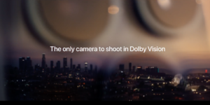 Dolby Vision iPhone 12