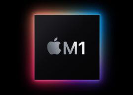 Chip M1 jest w stanie pokonać karty GeForce GTX 1050 Ti i Radeon RX 560 pod względem wydajności grafiki