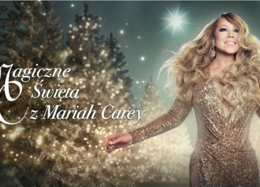 """Apple udostępnia zwiastun """"Magiczne Święta z Mariah Carey"""""""