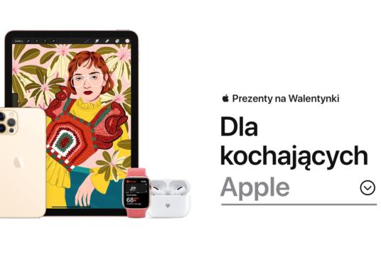 Apple prezentuje przewodnik po prezentach walentynkowych