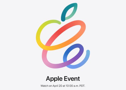 Apple oficjalnie zaprasza na swoją wiosenną konferencję 20 kwietnia