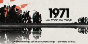 1971 rok zmian rok muzyki