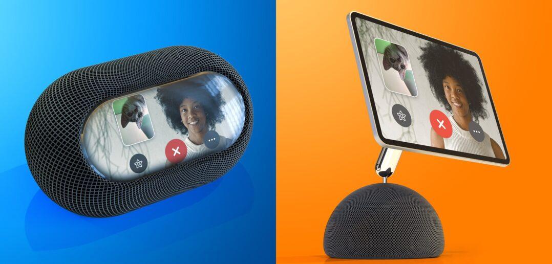 HomePod z ekranem do rozmów Facetime