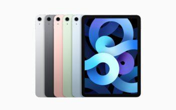 wyświetlacz OLED iPad