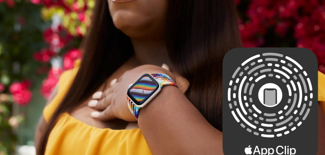pride band apple watch