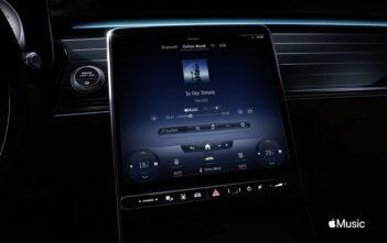 Apple Music Mercedes-Benz