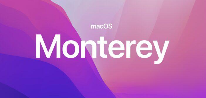 Oficjalna premiera macOS Monterey już 25 października