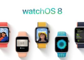 watchOS 8 dla zegarków Apple Watch już dostępny