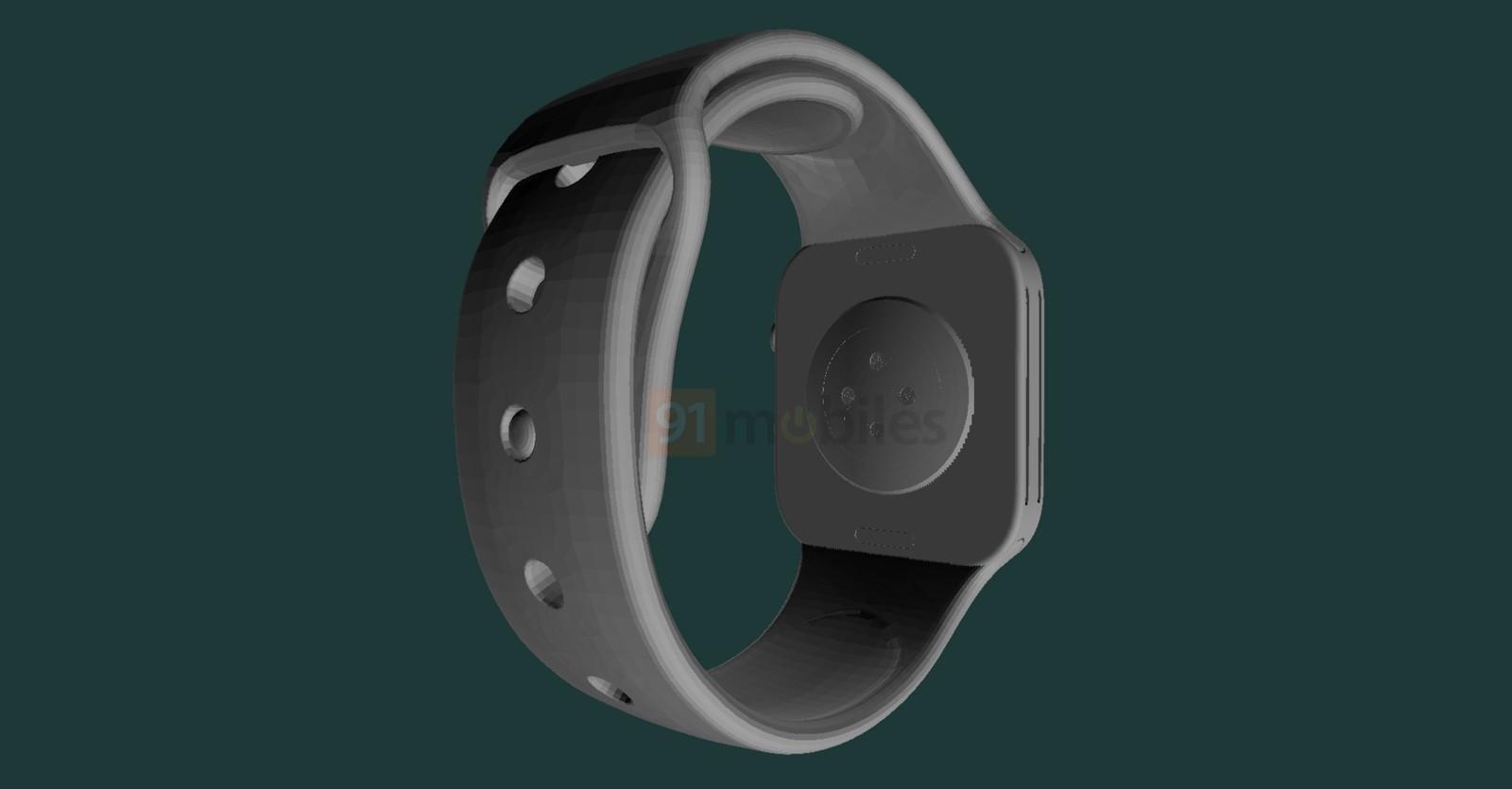 Apple Watch Series 7 render2