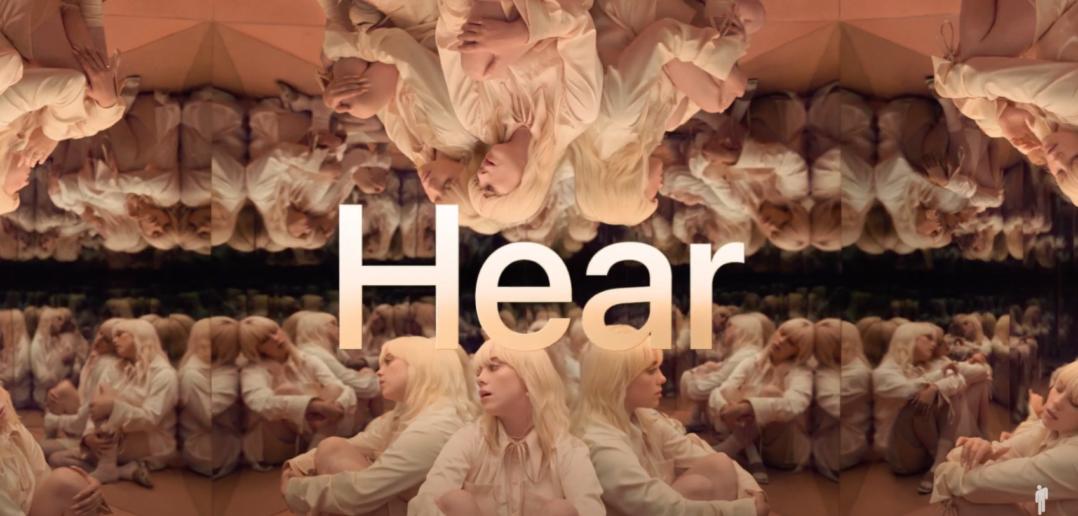 dźwięk przestrzenny Apple Music