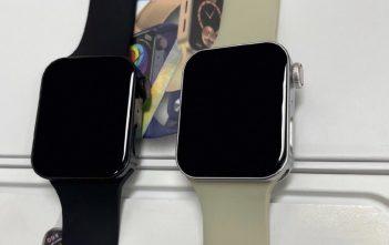klon Apple Watch series 7 w Chinach
