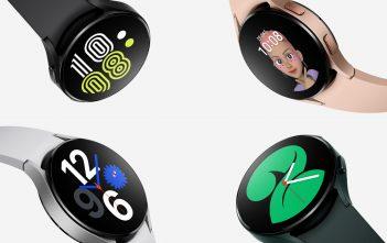 Galaxy Watch4-walkie-Talkie