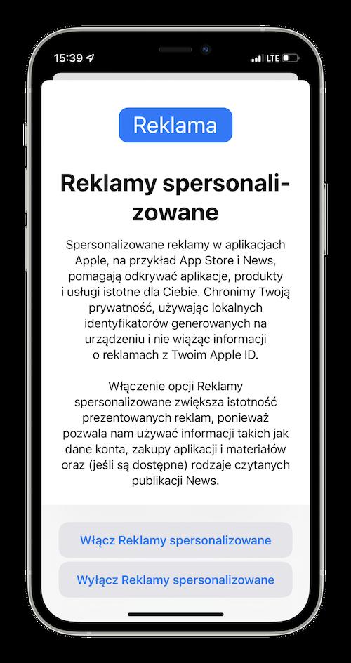 reklamy-spersonalizowane-App-Store
