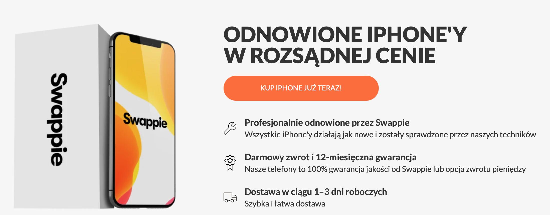 Swappie-odnowiony-iPhone-taniej