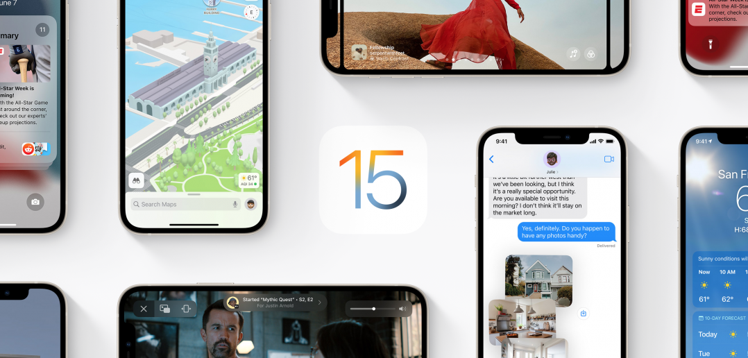 iOS 15-oficjalnie-dostepny