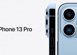 Apple przedstawia iPhone'a 13 Pro i iPhone'a 13 Pro Max z wyświetlaczami ProMotion