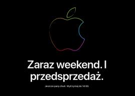 Sklep internetowy Apple zamknięty. Przedsprzedaż iPhone 13 od 14.00