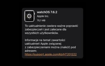 watchOS 7.6.2