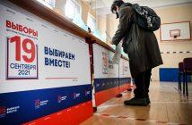 wybory w Rosji 2021