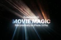 Shot on iPhone 13 Pro
