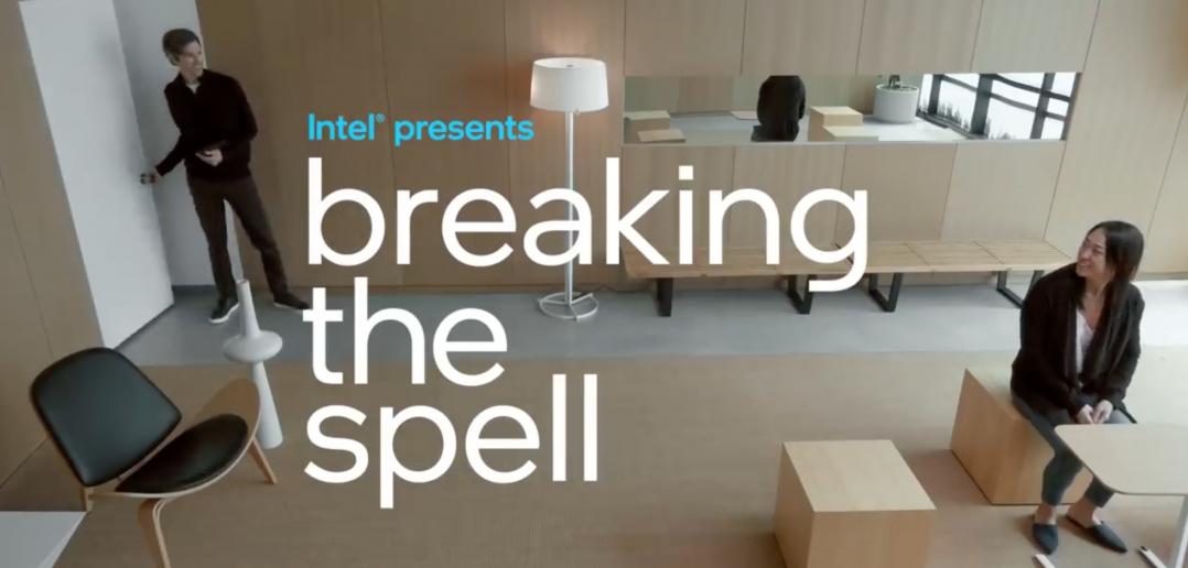 reklama Intel