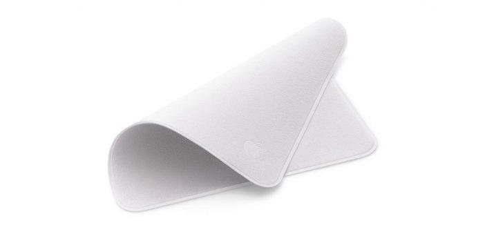 Apple wypuszcza własną ściereczkę do wyświetlaczy